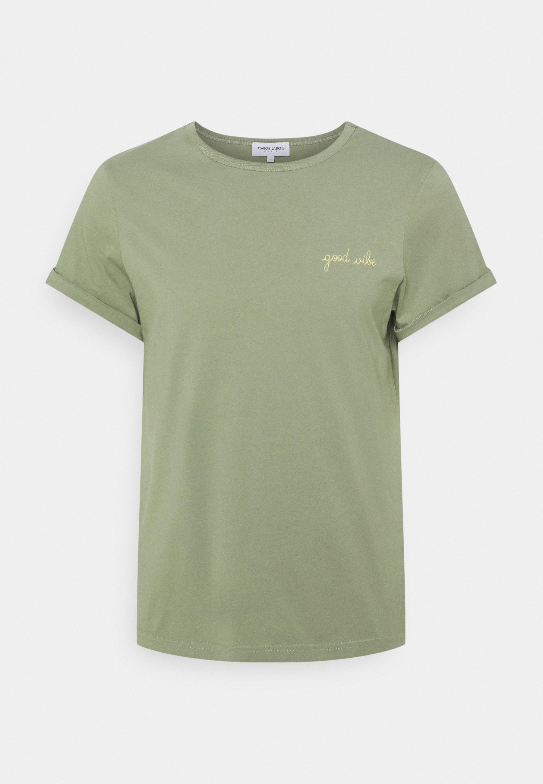 Men CLASSIC TEE GOOD VIBE - Print T-shirt