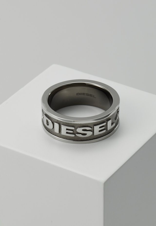 STEEL - Bague - grau/silberfarben