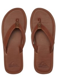 Quiksilver - Slippers - tan - solid - 0