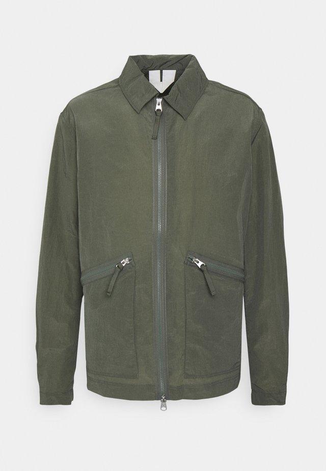 Summer jacket - sage