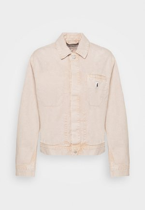 SONORA JACKET - Denim jacket - dusty brown