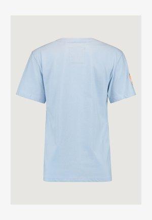 CALI LIFE - Print T-shirt - blau