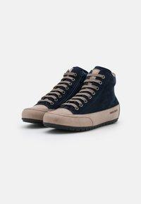 Candice Cooper - PLUS  - Sneakers hoog - navy/tamponato stone - 2