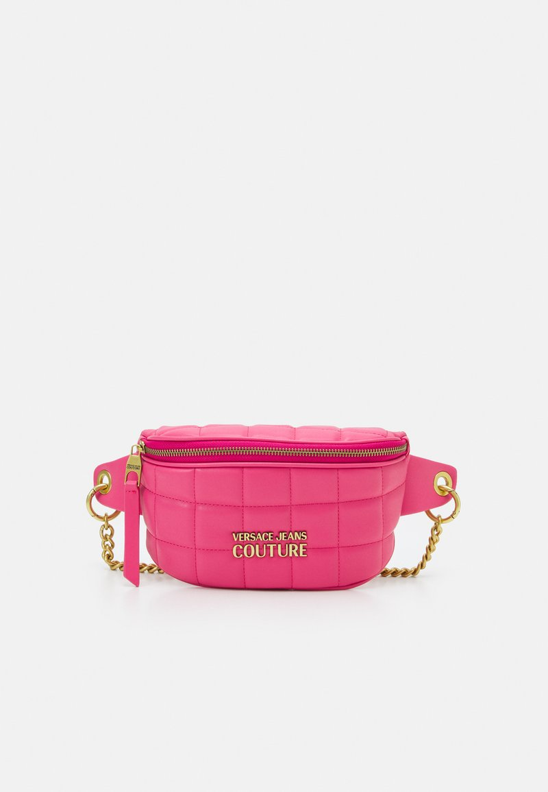 Versace Jeans Couture - QUILTED BELTBAG - Bum bag - paradise