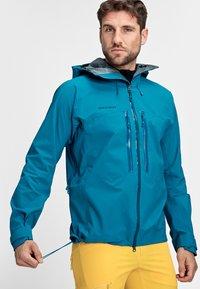 Mammut - Outdoor jacket - sapphire - 2