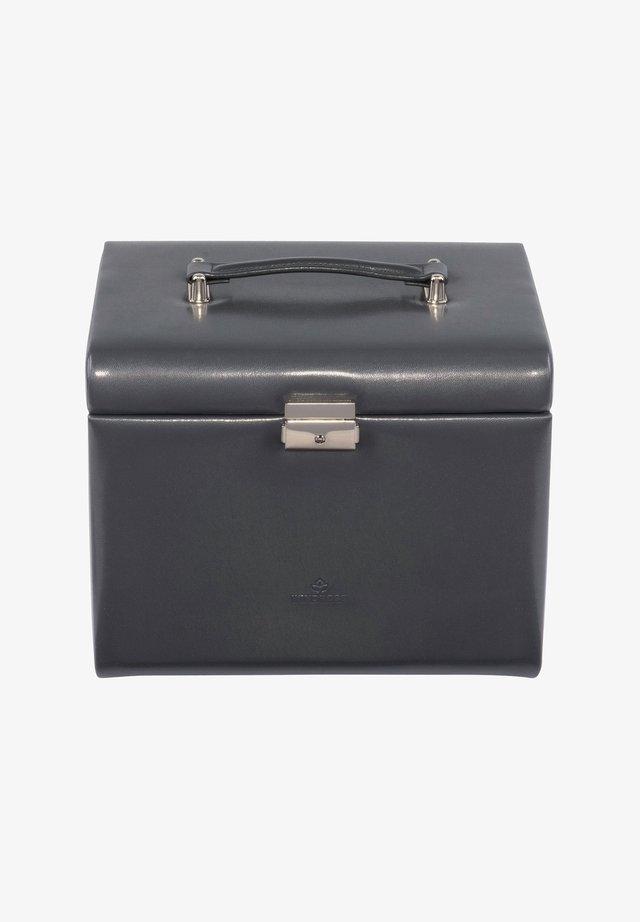 MERINO MODA - Wash bag - anthracite