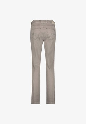 """BRAX DAMEN FIVE-POCKET-HOSE """"INA TOUCH"""" - Slim fit jeans - taupe (23)"""