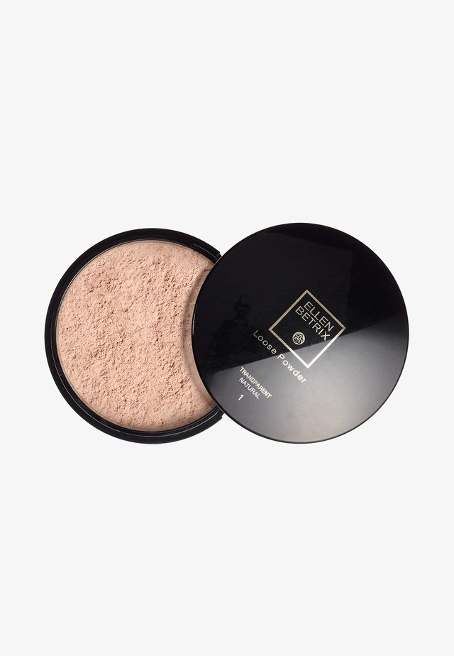 LOOSE POWDER - Poeder - 1 transparent natural