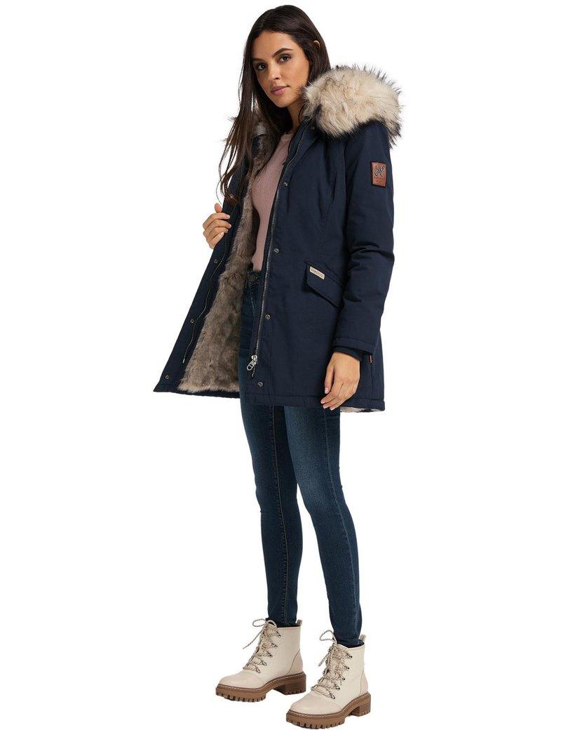 Navahoo - CRISTAL - Winter coat - blue