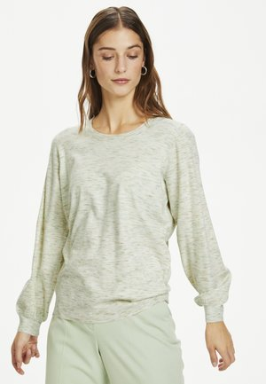 ALVAKB  - Sweatshirt - light grey