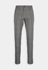 Selected Homme - SLHSLIM STORM FLEX SMART PANTS - Pantaloni - grey/blue - 0