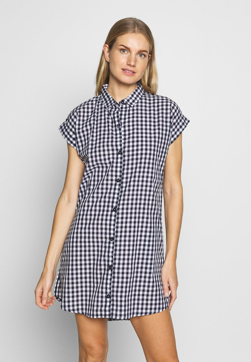 Esprit - DADAH CHECK - Nightie - navy