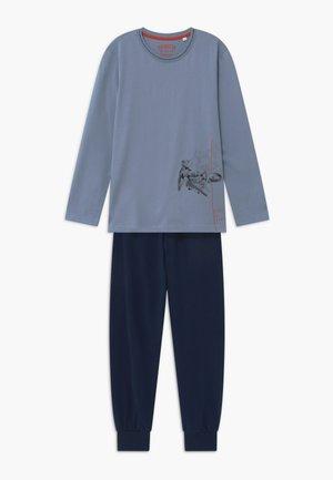 PYJAMA LONG - Pyjama set - blue-fog
