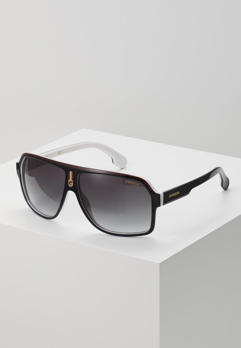 Carrera - Sluneční brýle - black/white