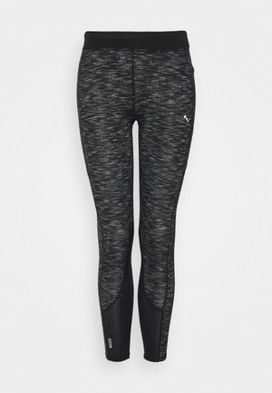 ONPSTACIA TRAINING TIGHTS - Leggings - Trousers - black