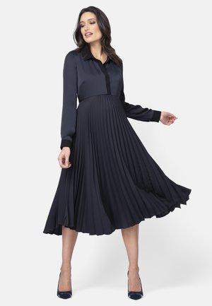 Shirt dress - navybl