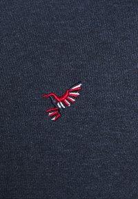 Pier One - Felpa con cappuccio - dark blue - 6