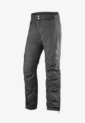 BARRIER PANT - Snow pants - true black