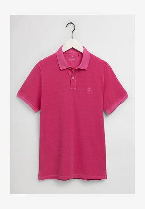 Polo shirt - cabaret pink