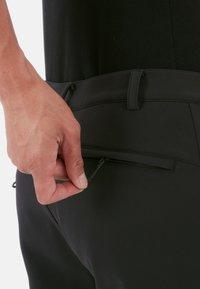 Mammut - Outdoorové kalhoty - black - 4