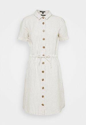 DRESS - Košilové šaty - antique white