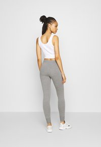 Hollister Co. - TIMELESS - Tracksuit bottoms - medium grey - 2