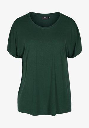 T-shirt basic - scarab