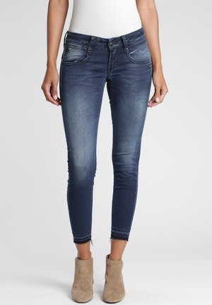 Jeans Skinny Fit - royal wool wash