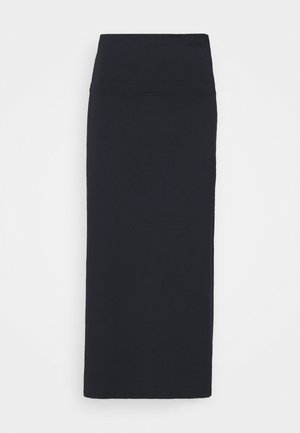 VEGGIA - Pouzdrová sukně - blu