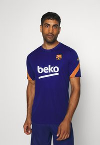 Nike Performance - FC BARCELONA - Club wear - deep royal blue/amarillo - 0