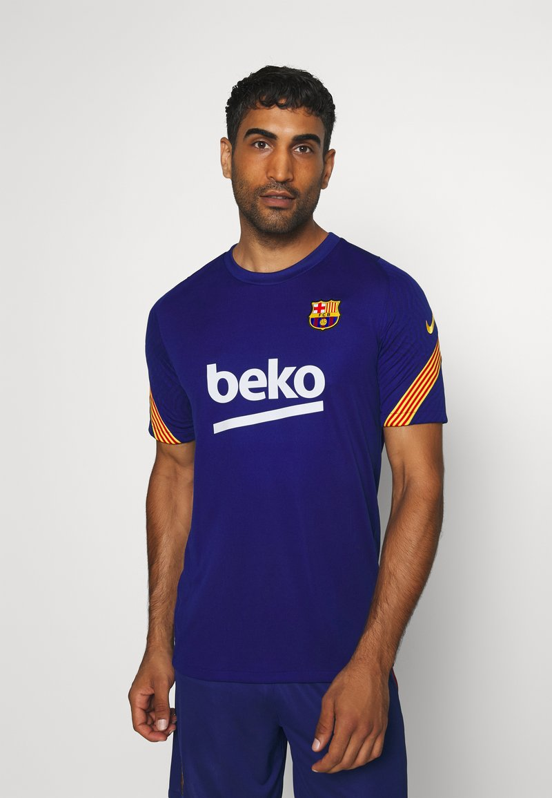 Nike Performance - FC BARCELONA - Club wear - deep royal blue/amarillo