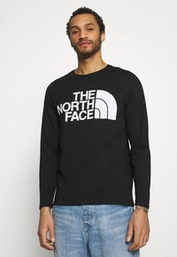 The North Face - STANDARD TEE - Top s dlouhým rukávem - black - 0