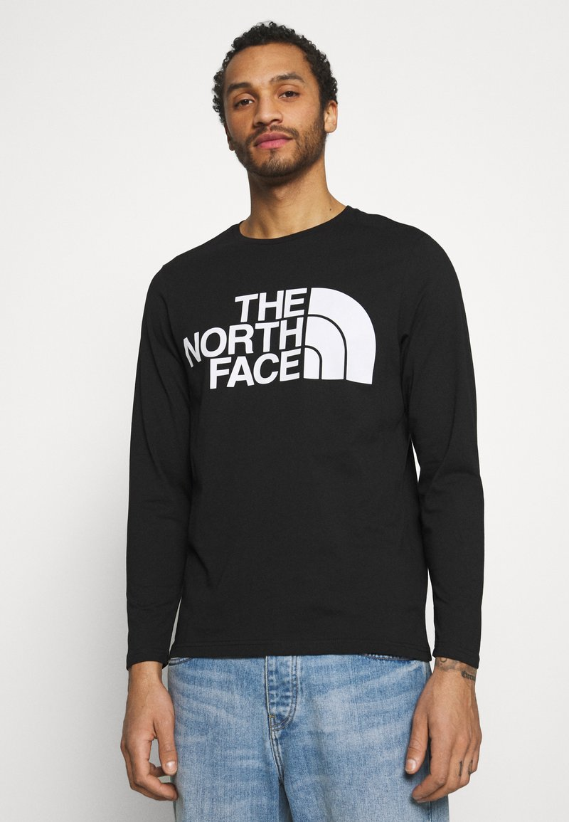 The North Face - STANDARD TEE - Top s dlouhým rukávem - black
