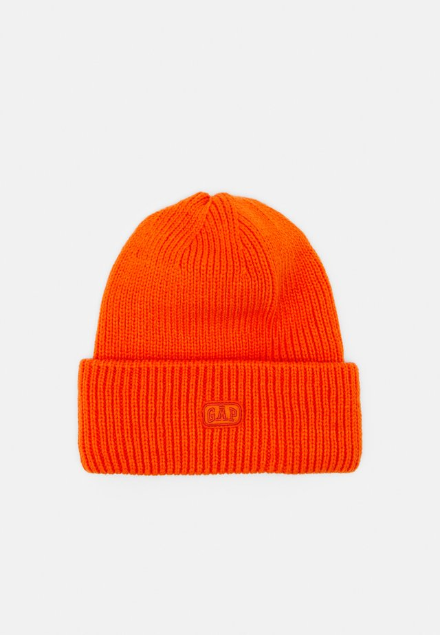 BEANIE UNISEX - Lue - vibrant orange