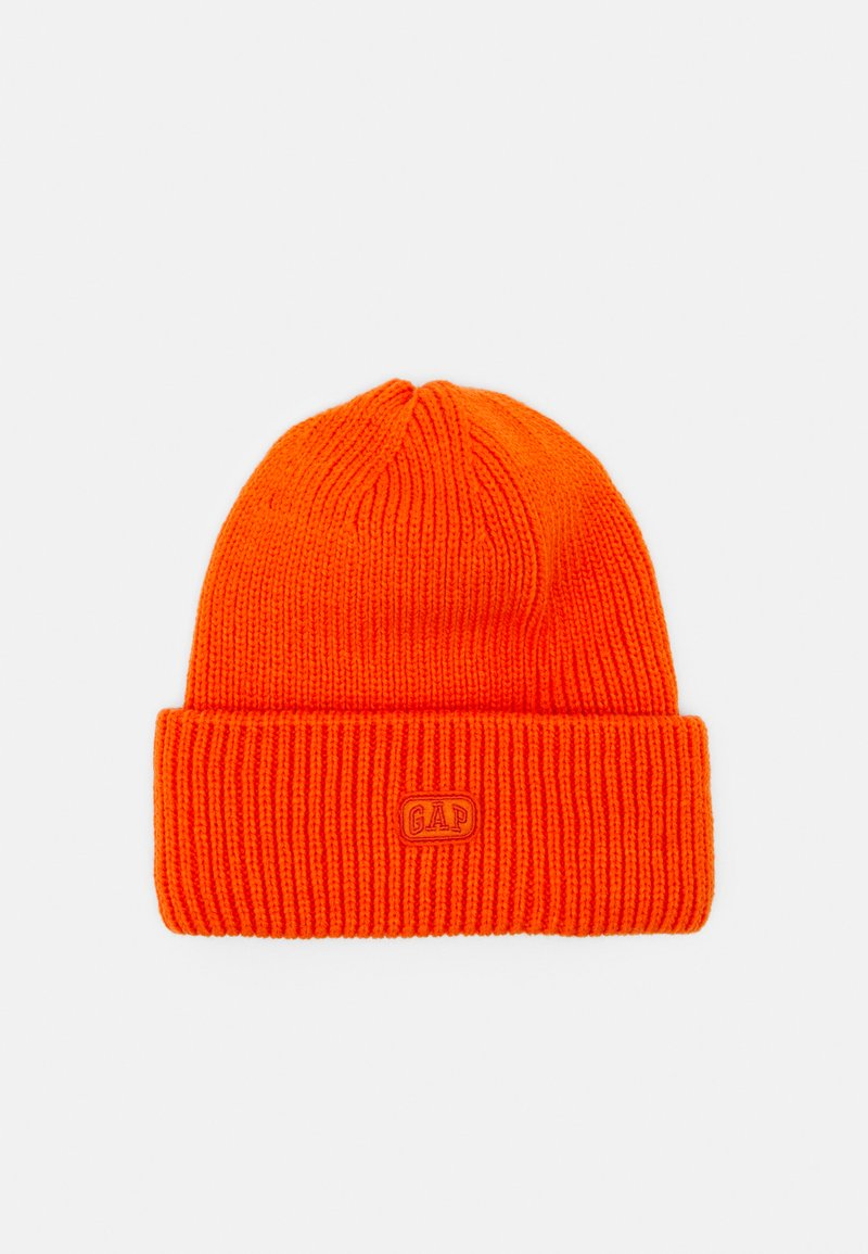 GAP - BEANIE UNISEX - Beanie - vibrant orange