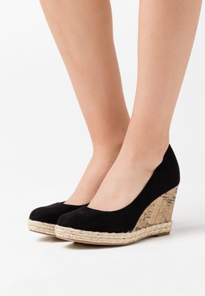 OYSTER - Zapatos altos - black