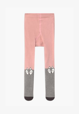 FOX FACE  - Tights - pink