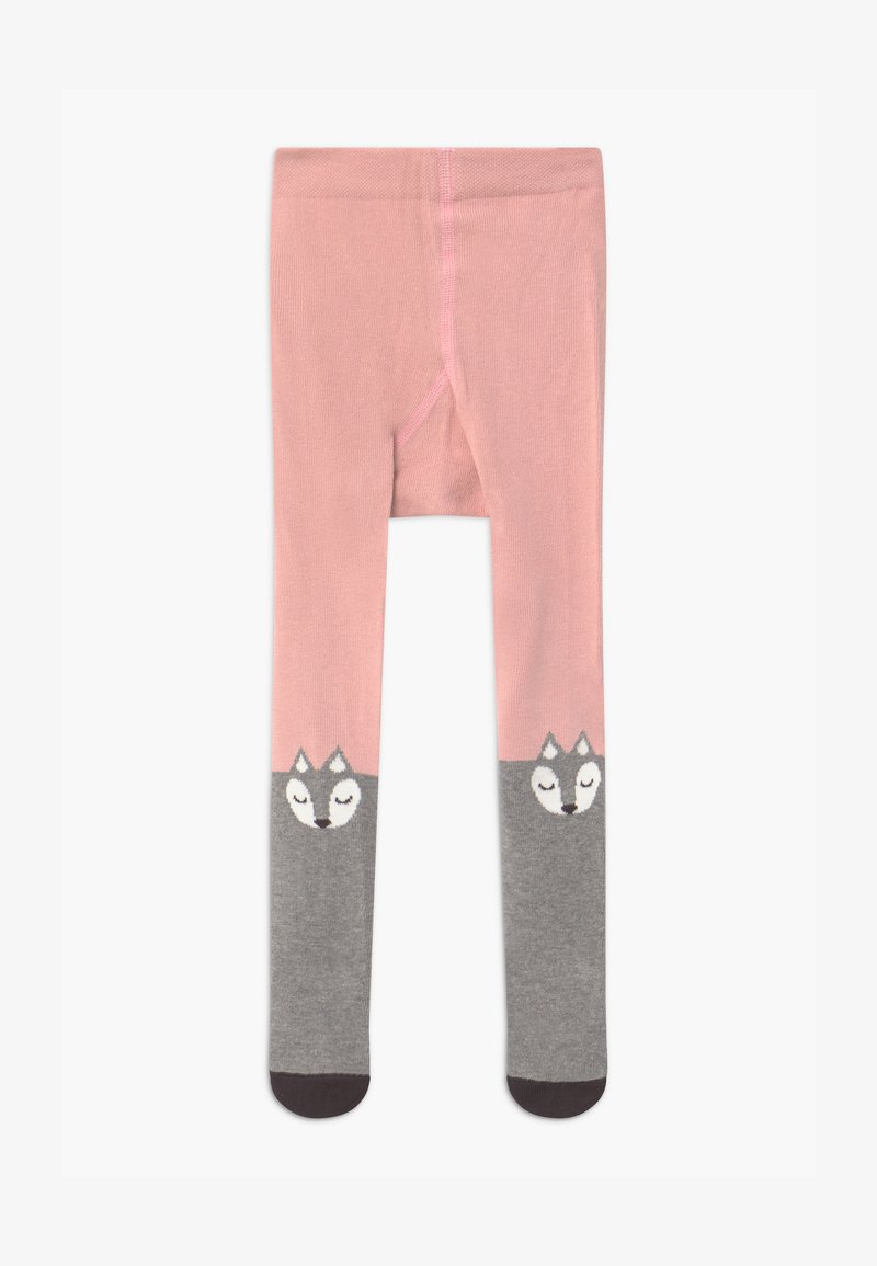 The Bonnie Mob - FOX FACE  - Tights - pink