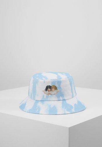 TIE DYE BUCKET HAT - Hat - blue