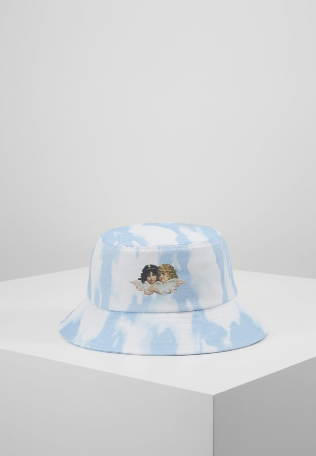 TIE DYE BUCKET HAT - Cappello - blue