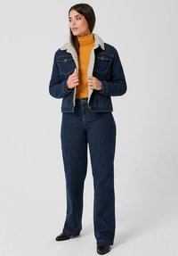 Triangle - Denim jacket - navy - 1