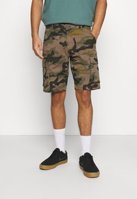 Only & Sons - ONSCAM STAGE CAMO - Shorts - olive night - 0