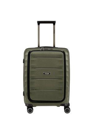 HIGHLIGHT  - Luggage - khaki