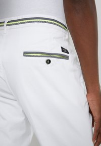 Mason's - TORINO ELEGANCE - Chino kalhoty - white - 3