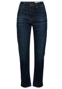 Esprit - Slim fit jeans - blue dark washed - 9