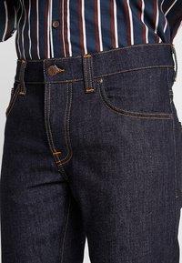 Nudie Jeans - GRIM TIM - Straight leg jeans - dry true navy - 4