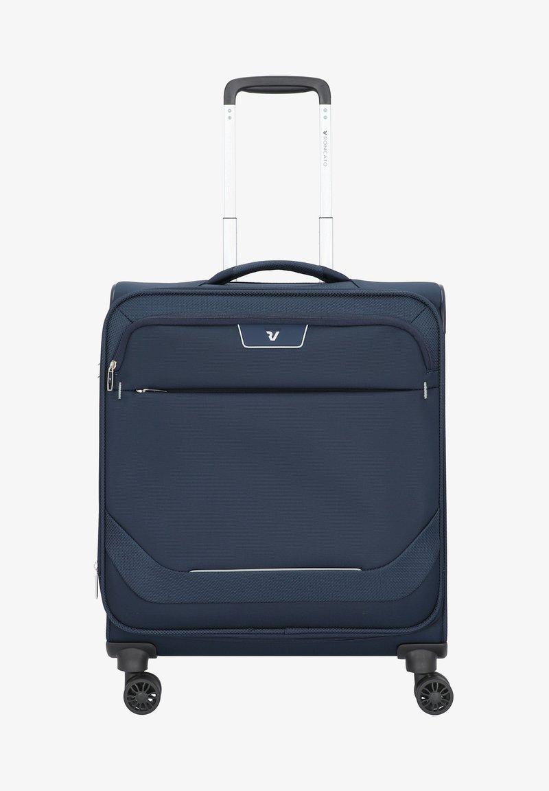 Roncato - Wheeled suitcase - blu notte