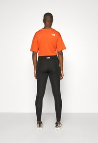 The North Face - HIGH WAISTED - Leggings - black - 3