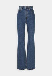 Jeans straight leg - blue medium dusty