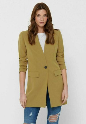 Short coat - dull gold